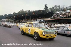 Classic Car News Pics And Videos From Around The World Escort Mk1, Ford Escort, Ford Rs, Bmw Classic Cars, Spa, Bmw 2002, Vintage Cars, Vintage Style, Cars And Motorcycles