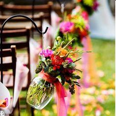 Mariage idée cérémonie extérieure