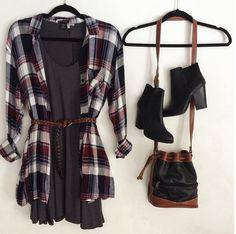 Long Sleeve Swing T-Shirt Dress