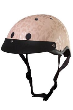 """""""Now that it's finally warm, I'm cruising on my bike all over the city! But, I STILL need a helmet (so bad of me, I know). Luckily, I found my dream helmet, and it comes as the sleekest noggin-protector I've ever seen. Ugh, I want this so bad."""" — Jinnie Lee, staff writer #refinery29 http://www.refinery29.com/summer-wishlist#slide-5"""
