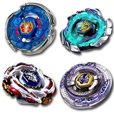 Beyblade Combo 4 Pack Storm Pegasis(P…