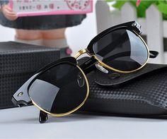 Óculos de Sol Vintage Unisex