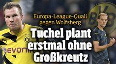 BVB: Tuchel plant erstmal ohne Kevin Großkreutz
