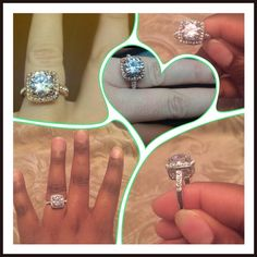 NEW LISTING18K Platinum Plate Austrian Crystal Silver.  18 K Platinum electroplated. Austrian Crystal. Radiating light. Style -Engagement ring.  Size 6.  (3/4) Tamarismom Jewelry Rings