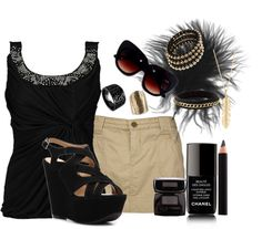 """:)"" by missyfer88 on Polyvore"