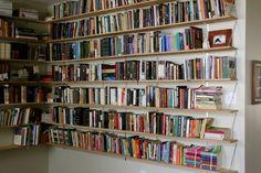 Hanging Bookshelves Wall Mounted Shelves Bookshelf Design Book