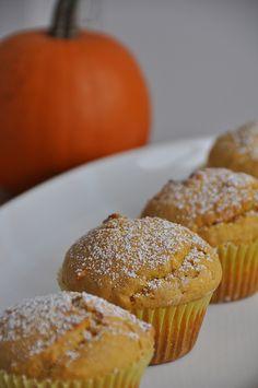 Libby's Mini Pumpkin Muffins