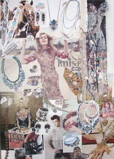 Rhinestone Cowgirl Moodboard xx