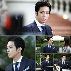 Jung Yong-Hwa as Park Se-Joo - MARRY HIM IF YOU DARE eeeeeeeeeeeek!!!!!!!! I WILL MARRY YOU JUNG YONG HWA. TOMORROW. RIGHT NOW. AAAAAHHH!!!!! I can't with his face.....in that suit....with that hair...and ...my heart...just....