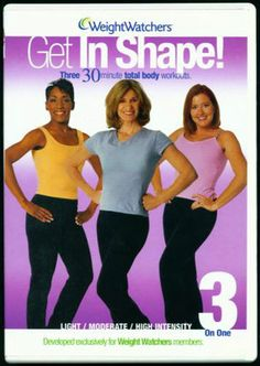 Great workout DVD from Weight Watchers $14.99 on ebay ( more other places)  http://stores.ebay.com/NYC-Fitness-Family-and-Finds