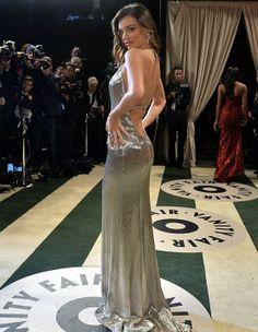 Miranda Kerr Oscars Party 2014