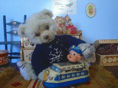 Nanuk e seu tricot novo