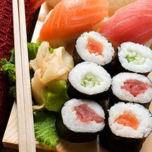 Let's Go Out for... Sushi
