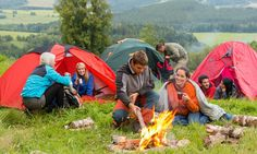 Going For Camping This Summer Vacations???  Read here 7 Camping safety tips. #Camping #safety #Adventuresafety