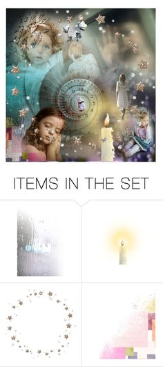 """Light a Candle, Say a Prayer"" by extol ❤ liked on Polyvore featuring art"