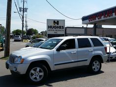 2007 Jeep Grand Cherokee Laredo 4X4 full power package including power seats, tinted glass, flip-up tailgate, A/C, intermittent wipers, front bucket seats with driver adjustable lumbar, 60/40 pass-thru rear bench seat, tilt steering, overhead console and more. Contact Hughes Motor Products 416-252-1100 or info@hughesmotorproducts.com