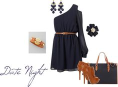 Date Night, created by stacie-fetterly-bonner on Polyvore