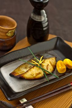 Spanish Mackerel with Yuzu by @Nami | Just One Cookbook