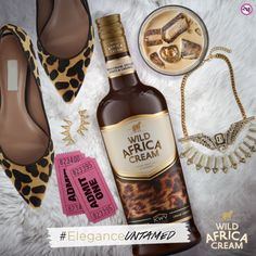 #EleganceUntamed