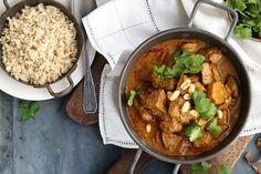 Slow-cooker beef rogan josh « Asian Recipes « All Tasty Recipes Meat Recipes, Slow Cooker Recipes, Indian Food Recipes, Asian Recipes, Vegetarian Recipes, Cooking Recipes, Ethnic Recipes, Slow Cooking, Recipies