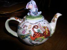 Disney Eeyore Winnie Pooh Teapot Dish Washer safe