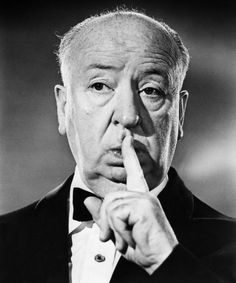 Alfred Hitchcock's Quiche Lorraine