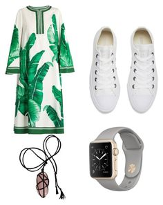 Wild thing by celeste-05 on Polyvore featuring polyvore, fashion, style, Dolce&Gabbana, Converse and clothing
