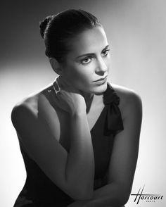 Audrey Dana by Studio Harcourt Paris