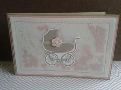 #Karte#BabyGirl#Stampin`Up!