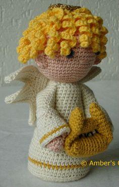 Crochet Angels, Crochet Hats, Holiday Crafts, Christmas, Sally, Craft, Activity Toys, Throw Pillows, Amigurumi