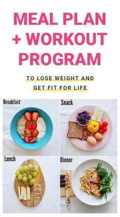 Diet Meal Plans To Lose Weight, Weight Loss Meal Plan, Diet Recipes, Healthy Recipes, Healthy Fats, Breakfast Snacks, Fat Burning Foods, Easy Healthy Dinners, Different Recipes