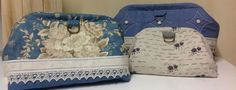 Paso a paso neceser boquilla tubular Suitcase, Lunch Box, Purses, Sewing, Diy, Tela, Model, Mouths, Drip Tip