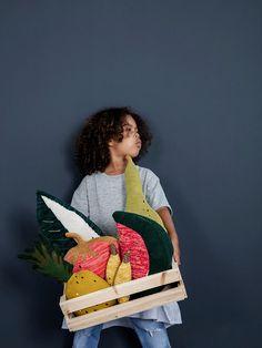 New Collection | Ferm Living's Fruiticana Fall for Kids | Poppytalk
