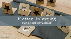 [Plotter-Anleitung] SnapPap-Labels zum wenden. | Blog ohne Namen | Bloglovin'