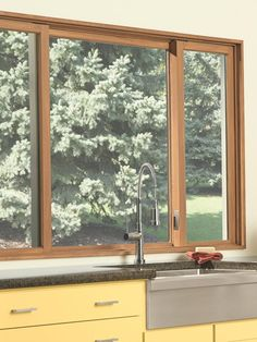 Learn about window design options like bay, casements and more.