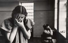 Esther Bubley, Mental Hospital, 1949.