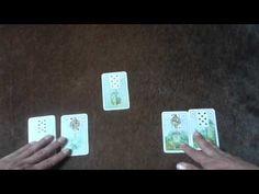 Lenormandkarten Legesystem Lernaufgabe Beziehung oder Ehe