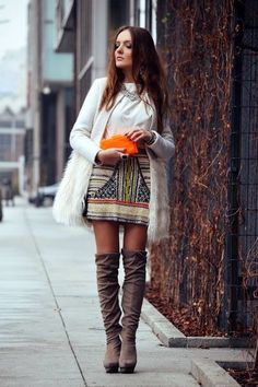 1000 Images About Thigh High Fashion On Pinterest