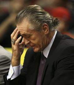 #patriley after learning that #lebronjames was leaving the #miamiheat