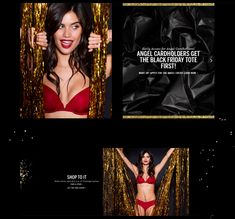 Victoria's Secret Black Friday 2017 Ads and Deals Find everything you need to know about shopping Victoria's Secret Black Friday Victoria's Secret is the largest lingerie retailer in the Unite. Victoria Secret Black Friday, Black Friday 2019, Need To Know, Coupons, Victoria's Secret, Card Holder, How To Apply, Lingerie, Ads