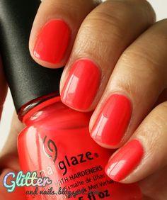 China Glaze Surfin' For Boys on http://glitterandnails.blogspot.fr/