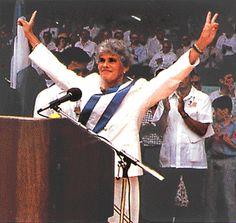 Violeta Barrios Viuda de Chamorro  Ex Presidenta de Nicaragua