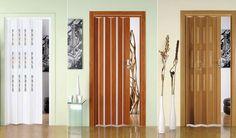 puertas plegables de interior