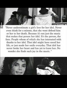 Michael Jackson is and always will be in my heart. He has been my idol since I was 5 years old. Michael Jackson Quotes, Michael Jackson Smile, Mj Quotes, Band Quotes, I Will Fight, King Of Music, True Facts, My King, My Idol
