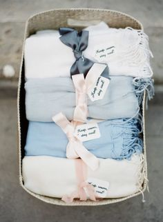 Keep Warm At English Summer Weddings