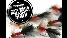 When the rain starts and the river rises - this is the fly you need. In this video Craig Coltman shows us how to tie the Dirty Water Nymph, as featured in issue…