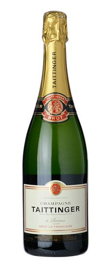 "Taittinger ""La Française"" Brut Champagne"