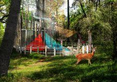 Perspective 3D d'une maison autonome. #3D #perspective #visuarchstudio #architecture