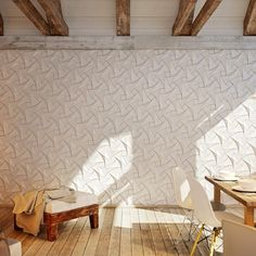 Painéis 3D - KAZA Concrete - Quadilic