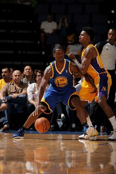 10.5.13 | Harrison Barnes scored 10 points and hauled in seven rebounds.